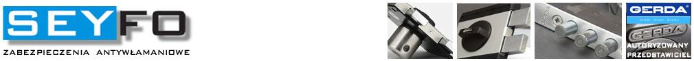 SEYFO Zabezpieczenia antywłamaniowe Logo